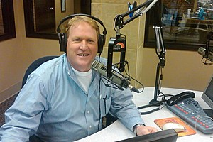 Joel Heitkamp on air