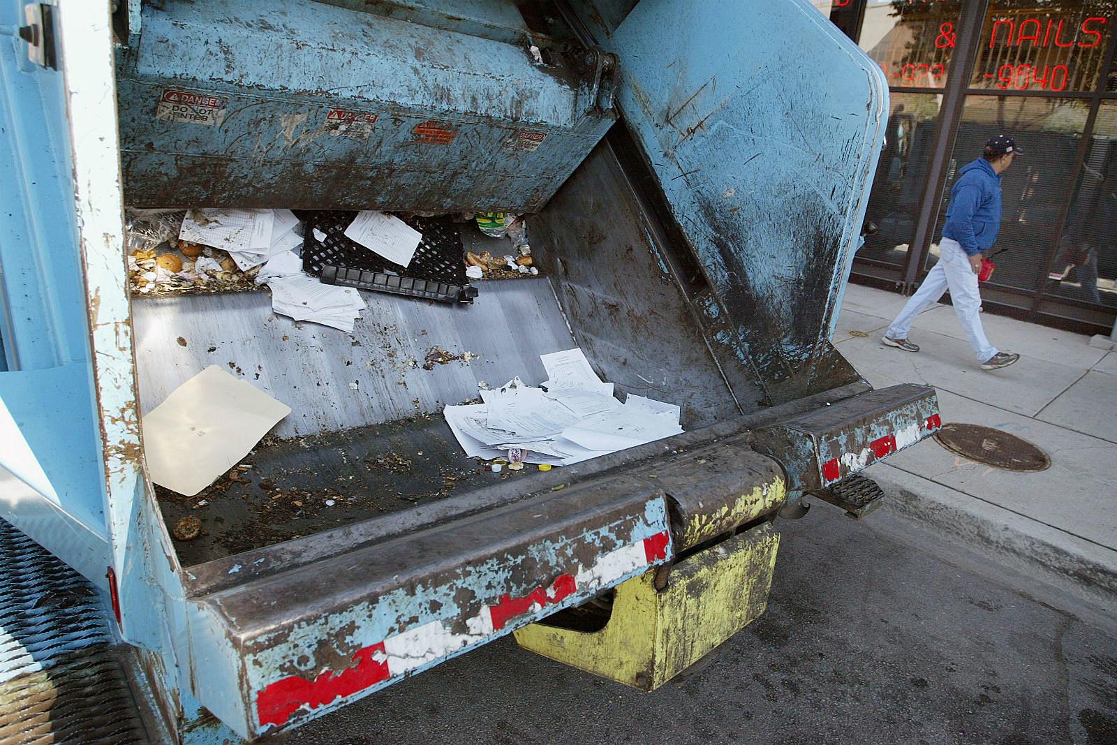Garbage_Tim Boyle/Getty