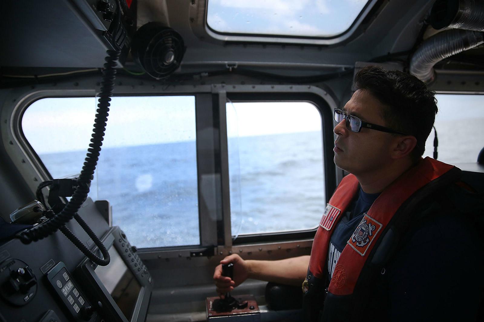 Coast Guard_ Joe Raedle/Getty