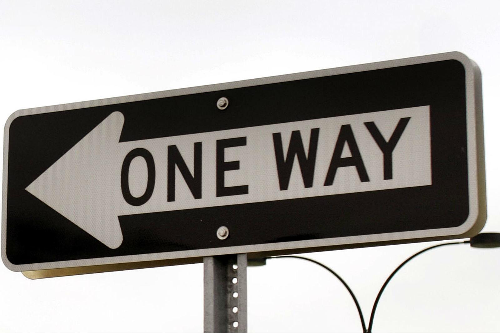 One Way_ Bill Pugliano/Getty