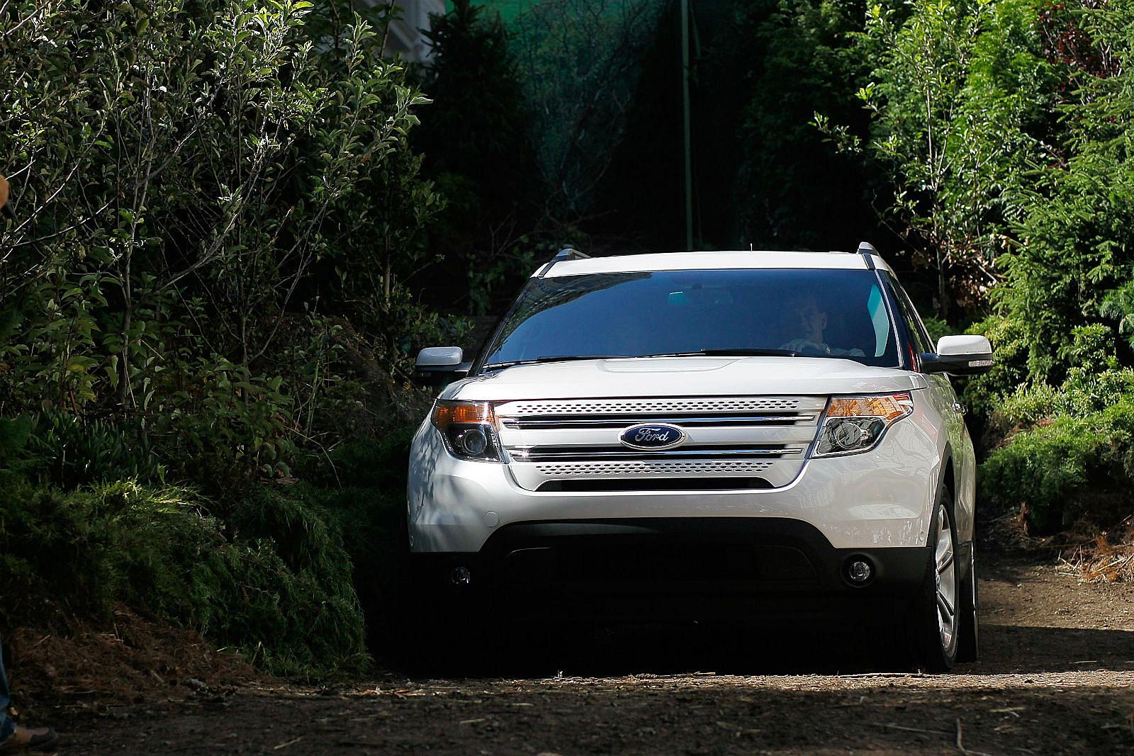 SUV_ Chris Hondros/Getty