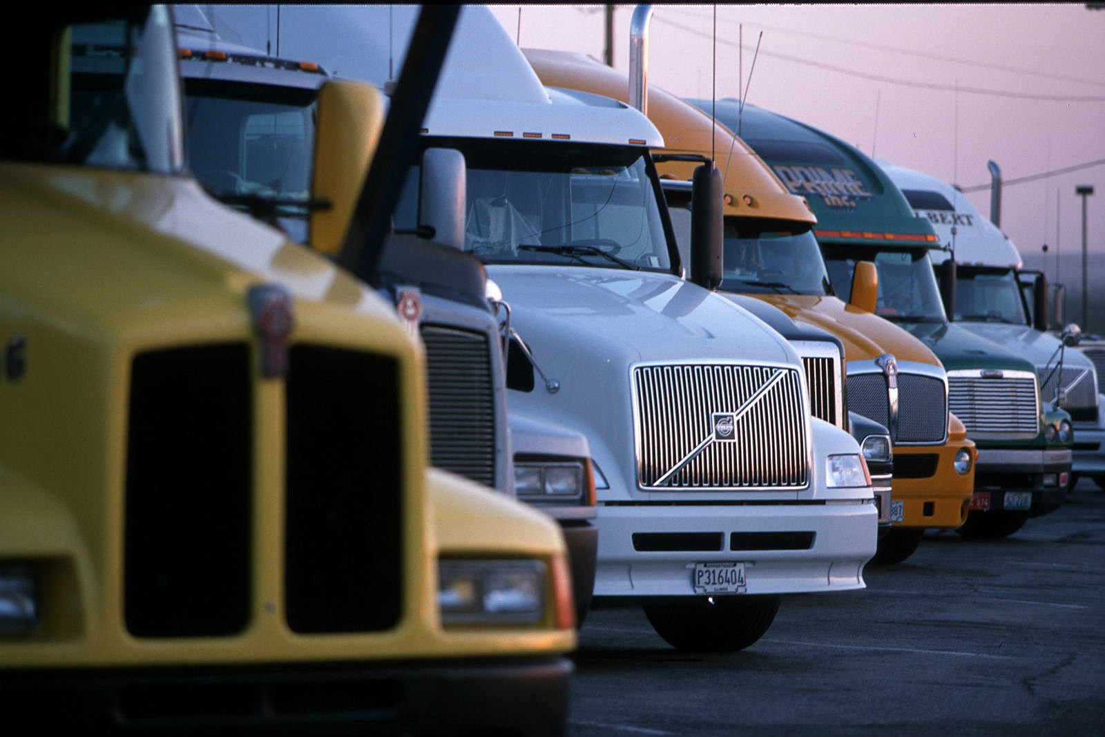 Trucks_ Joe Raedle/Getty